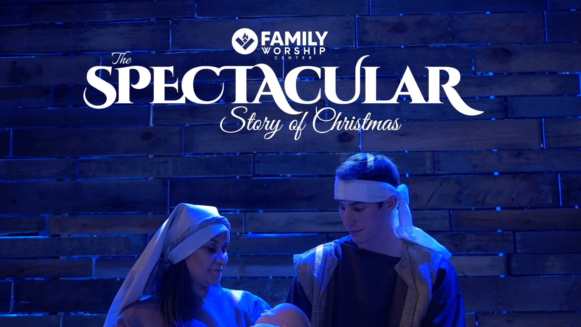 The Spectacular Story Of Christmas