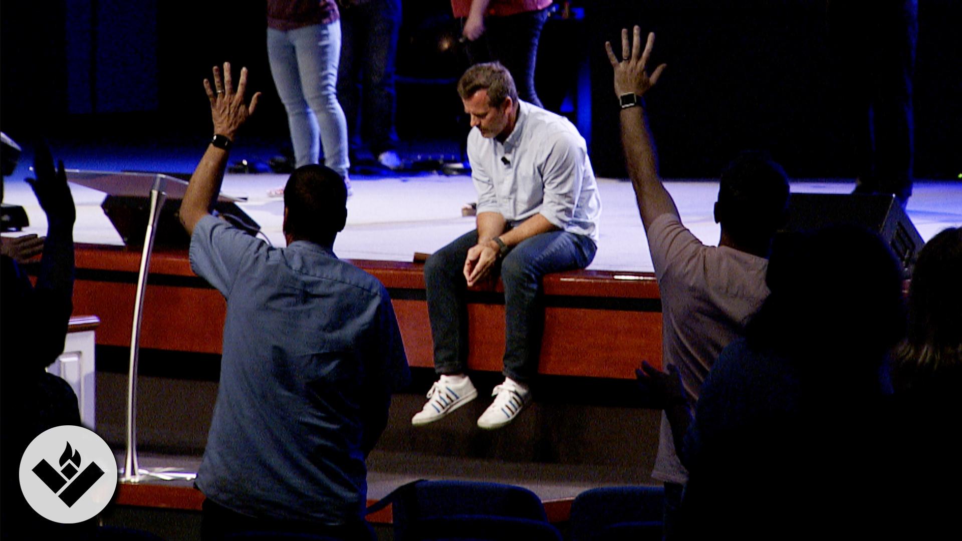 Does Prayer Change God?